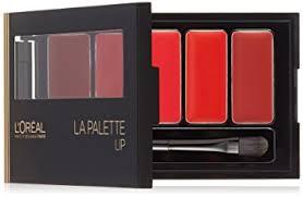 l27oreal paris cosmetics colour riche la palette lip ruby 0 15 ounce