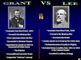 Venn Diagram Civil War Venn Diagram Of Lee And Grant Simple Wiring Diagram