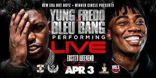 Fredo Bang & Yung Bleu Live in Concert ...