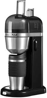 kitchenaid personal coffee maker 5kcm0402 black jpg