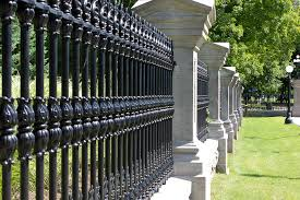 wrought iron privacy fence. Metal Privacy Fences. Wrought Iron Fence