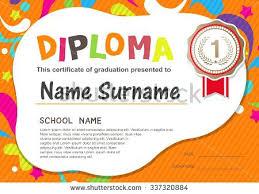 Preschool Graduation Announcements Free Graduation Invitation Templates Design Announcement