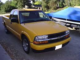 Andy Roberts's 2003 Chevrolet S-10