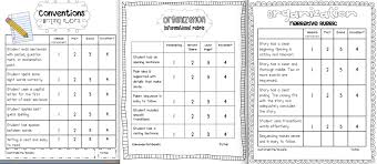 Descriptive   Narrative Writing Rubric   Paragraph Rubrics     CC  Student Master Checklist Grade    ELA Writing Rubric