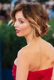 hair color ideas 2015 short hair. violante placido short ombre hair 2015 - color ideas