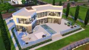 Ultra Modern Houses Mod The Sims Ultra Modern Mansion No Cc