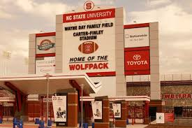 North Carolina State Wolfpack Football Vs Syracuse Orange