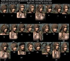 Skyrim Hair Style Mod beautiful hair retexture at skyrim nexus mods and munity 7509 by wearticles.com
