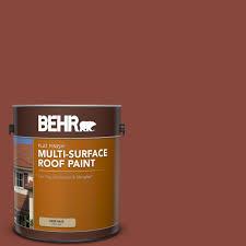 rp 26 spanish tile flat multi surface exterior roof paint