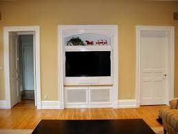 built in tv wall unit designs plans