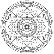 Small Picture free mandala coloring pages Archives Artwork by Atmara