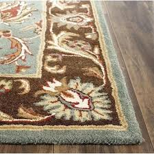 blue brown area rug handmade heritage timeless traditional blue brown wool area rug contemporary blue brown