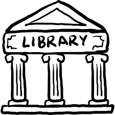library building clipart black and white. Modren And Clipart Black And White Download Book Books Education Reading Buildings  Study Size Intended Library Building Clipart Black And White I