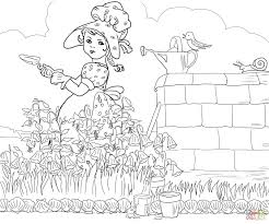 Small Picture Mother Goose Nursery Rhymes coloring pages Free Coloring Pages