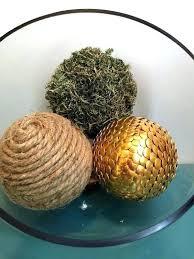 Decorative Bowl Filler Balls Gold Vase Filler Decorative Bowl Fillers Decoration In Vase Filler 32