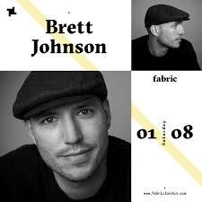 Brett Johnson - 10 Years Of Hudd Traxx Mix by fabric