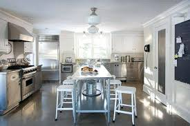 used kitchen furniture. Stainless Steel Kitchen Work Table Island Top Furniture With Storage Cabinets Exterior Islands Used As Dining O