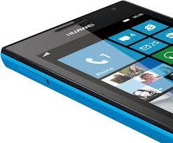 Huawei Ascend W1 Smartphone (10,2 cm ...