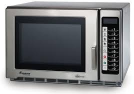 amana rfs12ts commercial microwave oven countertop 1200 watts restaurant equipment and supplies restaurant depot