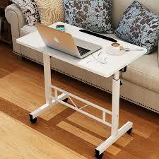 modern home office desks. Multifunctional Portable Lifting Laptop Table Simple Modern Computer Desk Home Office Lazy Standing Bed Desks I