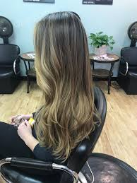 2018 Winter Balayage Hair Styles For