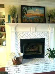tile a fireplace tile fireplace surround best subway tile fireplace ideas on white fireplace hearths and