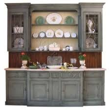 china cabinet hutch. Image Is Loading Custom-Hand-Painted-French-Country-China-Cabinet-Hutch- China Cabinet Hutch