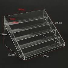 Tiered Display Stands 100100 CM 100 Tiers Acrylic Nail Polish Display Stand Cosmetic 71