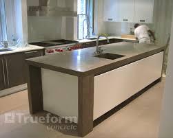 concrete countertop concrete countertop island