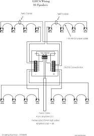 directv deca setup diagram images hall setup diagram also line array speaker wiring diagram