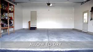 How to Use Rust Oleum Epoxyshield Garage Floor Coating Kit to Transform  Your Floor