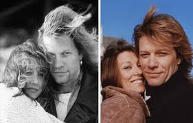 He is hugely recognized as the frontman of the rock band, bon jovi. After Three Decades Jon Bon Jovi S Marriage To His High School Sweetheart Is Stronger Than Ever