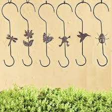outdoor plant hangers ladybug flower frog dragonfly hummingbird or erfly outdoor plant hanger hooks outdoor plant outdoor plant hangers