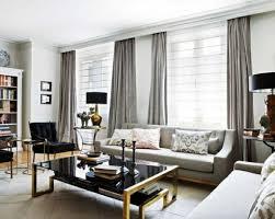 Wohnzimmer Moderne Gardinen Moderne Wohnzimmer Fenstergestaltung And