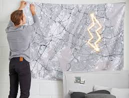 how to hang a tapestry 10 diffe