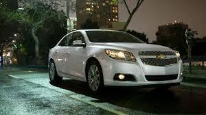 A Malibu LTZ mid size sedan in White Diamond Tricoat. Ahh yes ...
