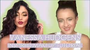 vanessa hudgens inspired makeup tutorial you