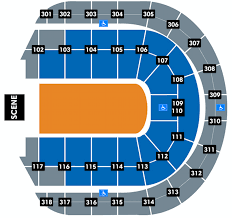 Royal Arena Denmark Seating Chart