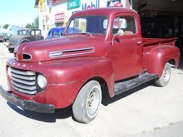 Buy used 1948 Ford F-1 Pickup Truck MERCURY Flathead short box half ...