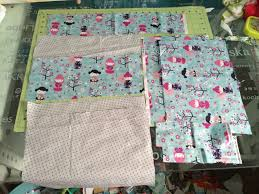 Sew a laptop case & Iron on the fleece interfacing to the back of your two main pieces and the  pocket. Then form sandwiches with your lining with right sides facing  outwards. Adamdwight.com