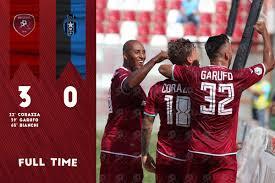 Reggina vs Bisceglie Serie C 2019/2020