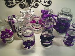 How To Decorate A Jar Recycle And Decorate JARS For Storage YouTube 84