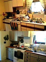 painting laminate kitchen cabinets uk refinish laminate kitchen rh qharvest co how to paint laminate kitchen