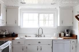 White Beadboard Kitchen Cabinets Kitchen White Beadboard Kitchen Cabinets Also Trendy White