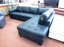 navy blue leather sofa. Navy Blue Leather Couch Editions Sectional Sofa For Sale I