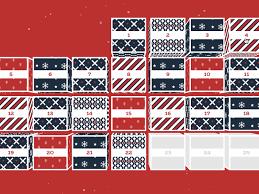 Cubes Advent Calendar Codrops