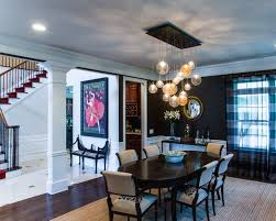 luxurious contemporary diningroom glass pendant features modern lighting with art glass with dining room with art glass lighting glass chandelier