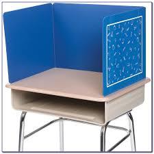 plastic privacy shields for student desks desk design ideas