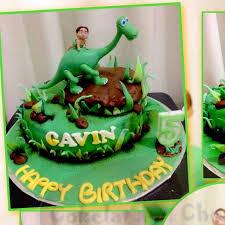 The Good Dinosaur Birthday Cake Babies Kids Others On Carousell