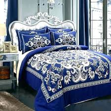 navy blue king size bedding king size royal blue bedding royal blue bed set brilliant eastern